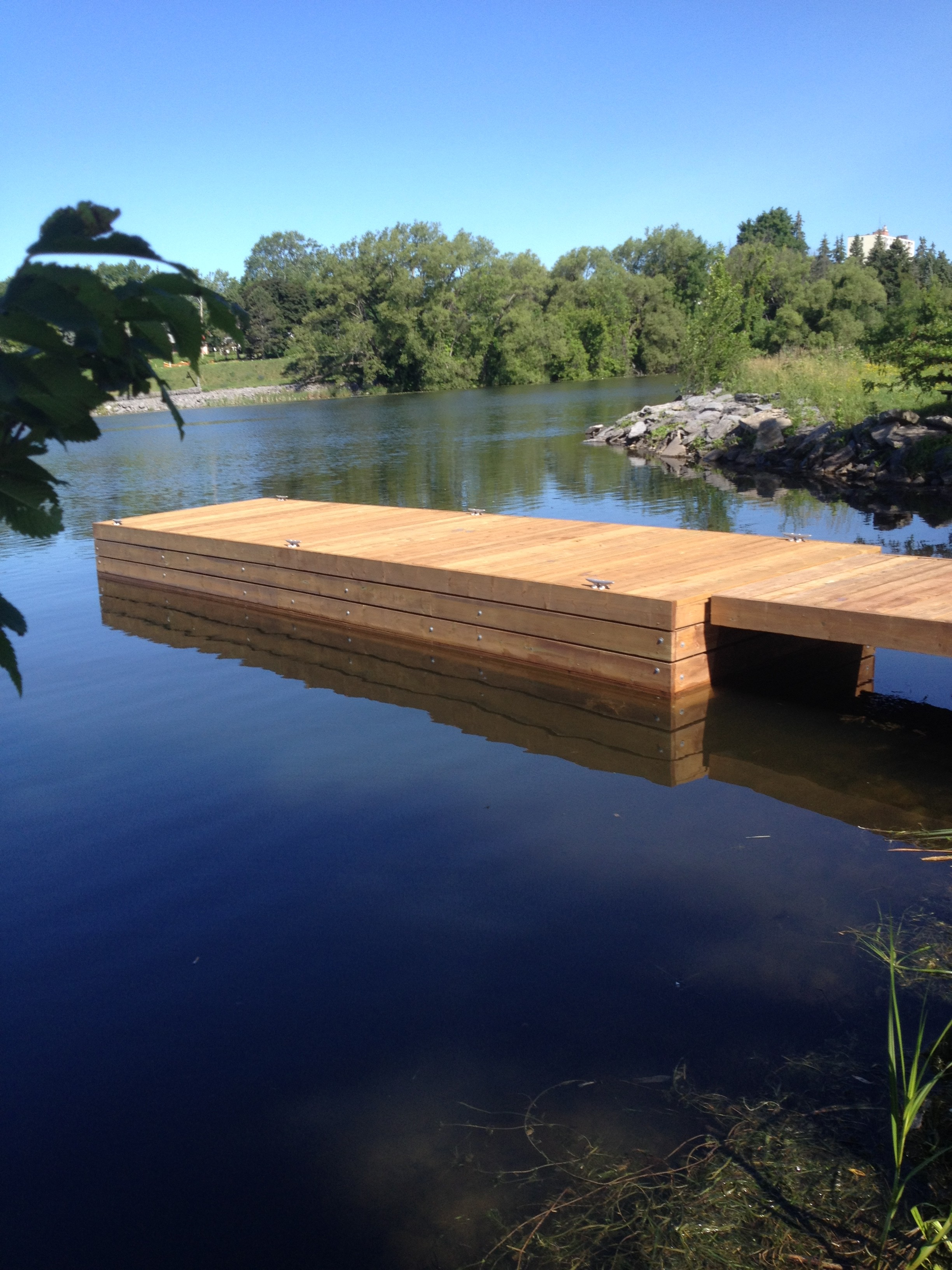 Floating Docks Crowedock Docking Systems Waterfront