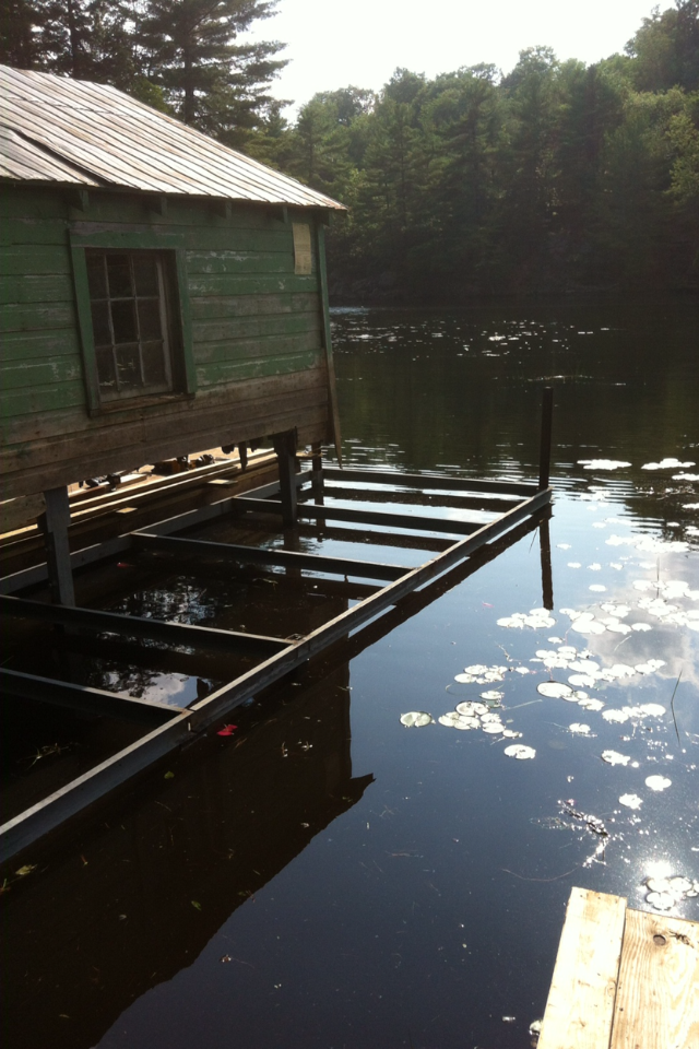 Boathouse Renovations Crowedock Docking Systems